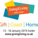 Win big at Giving & Living in January!